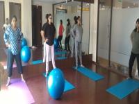Antenatal Yoga Class - Brookefield