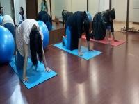 Antenatal Yoga & Fitness Class -  Cradle Brookefield
