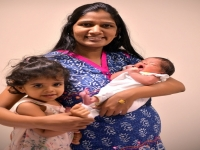 First Baby Born, Jubilee Hills - July