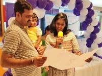 First Year Baby Birthday Celebrations, Koramangla