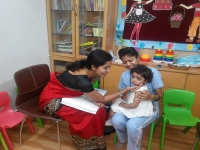 Little Elle L&T Dental Camp, Jayanagar