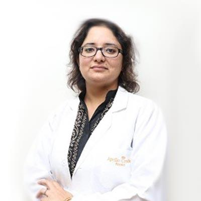 Dr. Preethi Shrama