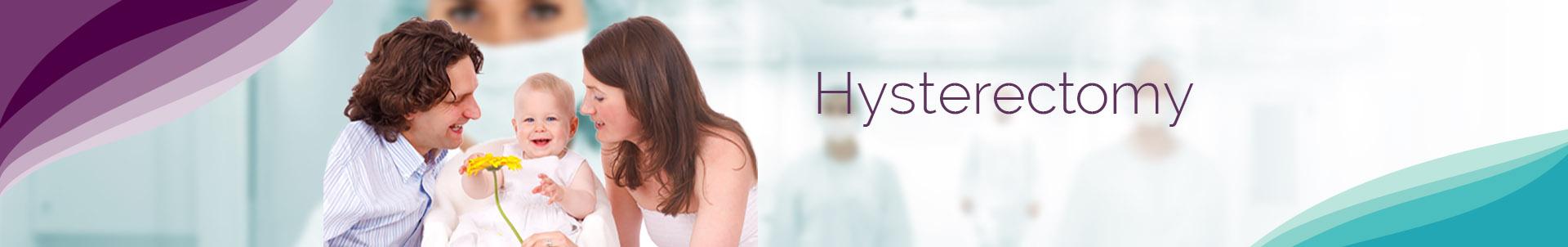 Hysterectomy Treatment at Apollo Cradle