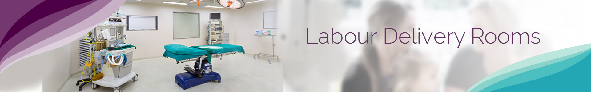 Labour Delivery Rooms