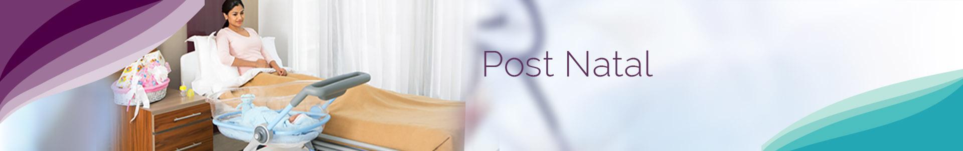 Post Natal Care at Apollo Cradle