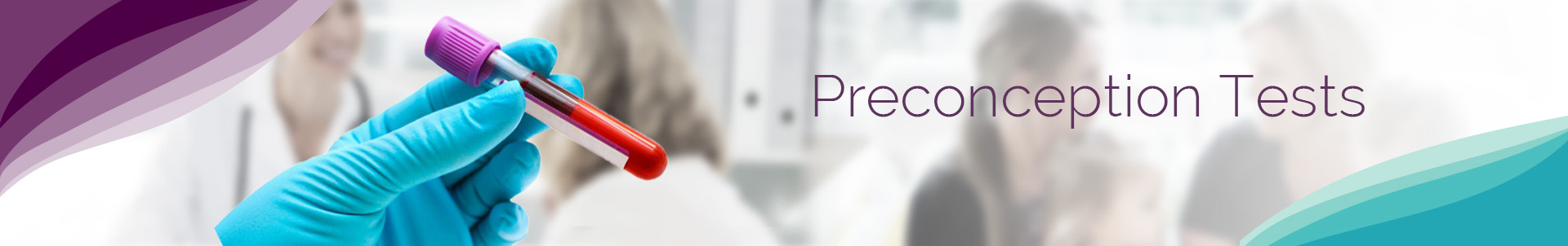 Preconception Tests at Apollo Cradle