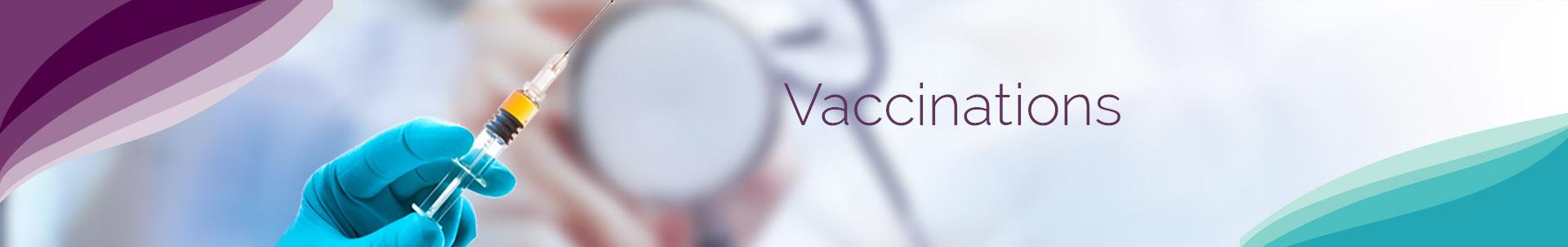 Vaccinations at Apollo Cradle