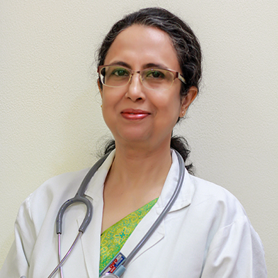 Dr Nandini Gupta
