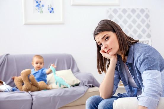 Mother & Baby - postnatal Depression