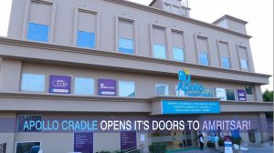 Apollo Cradle Maternity Hospital Amritsar