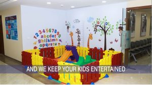 Kids Entertainment Area