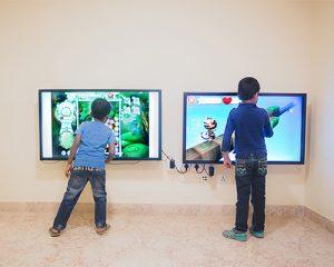 Kids Entertainment area