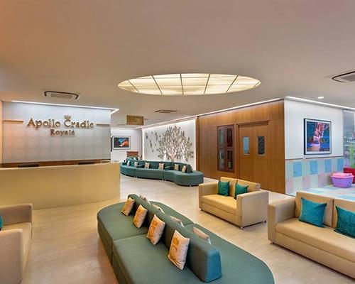 Apollo Cradle Centre in Nehru Place, Delhi