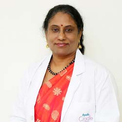 Dr. Lakshmi Rathna M - Best Gynaecologist in Hyderabad