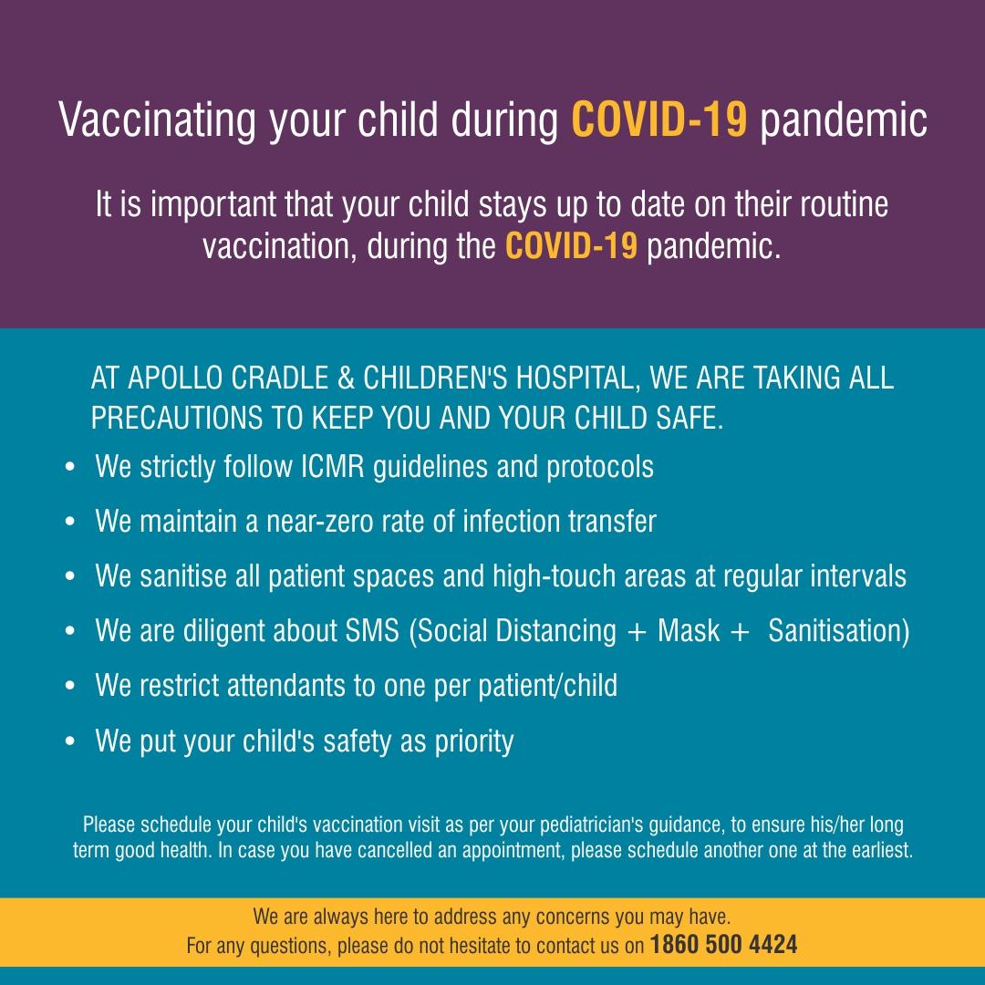 Covid 19 Vaccination For Children